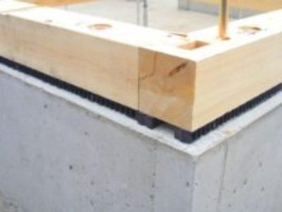 お家を新築する時はシロアリの予防、対策にもご注意ください。 愛知、岐阜